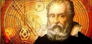 Galileo, a near contemporary of the Bradfords. He was an astronomer and a pioneer of the scientific revolution.