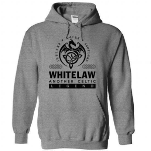 Thanks to Jeff Whitelaw for sending this image of a Celtic Whitelaw hoodie.