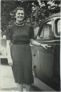 Alvis, as a County Administrator, had to have a car in order to travel over the entire county. Buying one's own car and driving it as part of the job, at a time when car ownership was not universal, gave these young professionals a sense of independence and personal freedom.