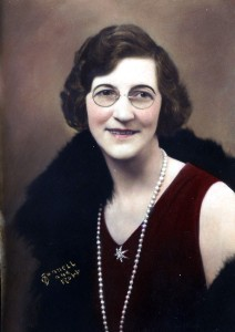 Mabel Goulet Love, probably the 1920s