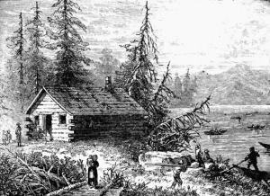 How life might have looked in Bridgewater at the time of settlement