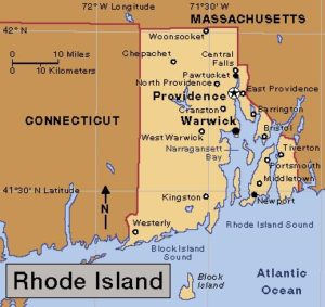 rhode island map.net