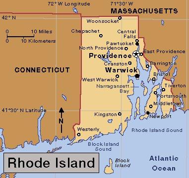 Rhode Island Land Records